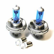 CITROEN C15 HB12 T4W 100W Super Blanc XENON Bas Côté DE COMMERCE / LED ampoules set