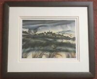 Morning Rain Black Mountains By Gillian McDonald Signed Ltd Ed Print 197/850
