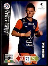 Panini Champions League 2012-2013 Adrenalyn XL Cabella Montpellier Rising Star