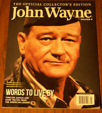 John Wayne Official Collectors Edition Vol 9 - Brand New Unread
