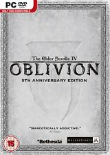 Elder Scrolls IV Oblivion 5th Anniversary Knights of the Nine & Shivering Isles