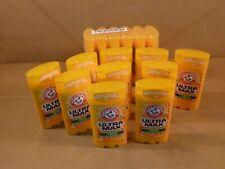 16 Pack Arm & Hammer Ultra Max Antiperspirant Deodorant Fresh 2.6 Oz Each.
