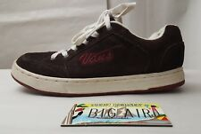 Vintage Vans Brown/Red Gwynn - Women's Size 9.5, Mens Size 8 supreme fear of god