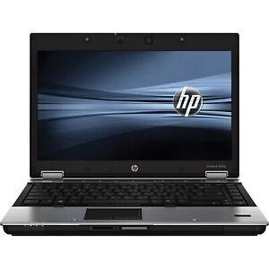 """Portatil 14"""" HP EliteBook 8440p i7 2.6Gh 8GB RAM 256 SSD Windows 10 WIFI BATERIA"""