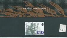 GB - PRESENTATION PACK - PACK NO 28 - MACHIN .  £10.00  value.