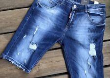 Dsquared² DSQ D2 Herren  Jeans Shorts #NEU & #TOP Gr.36        (( SLIM FIT)) !!!