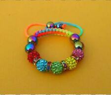Sale  beautiful baby children 10mm shamballa bracelets  Christmas gifts 101AAAA