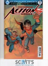 ACTION COMICS  #990  NEW  (LENTICULAR VARIANT)