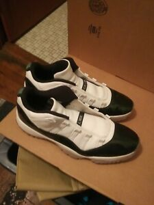 Air Jordan Retro 11 Low Emerald Size 14