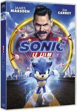 DVD *** SONIC LE FILM *** avec Jim Carrey  ( Neuf sous blister )