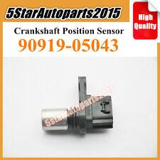 OEM# 90919-05043 Crankshaft Position Sensor fits Toyota Yaris Ractis Platz Belta