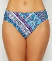 SUNSETS Grand Bazzar Basic Bikini Swim Bottom, US 16, NWOT