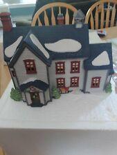 Dept 56 New England Village Pennsylvania Dutch Farmhouse 5648