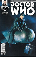Doctor Who: The Ninth Doctor Comic Book #1 Cover D, Titan 2015 NEW UNREAD