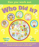 Who Did It? by Malachy Doyle (Paperback) New Book