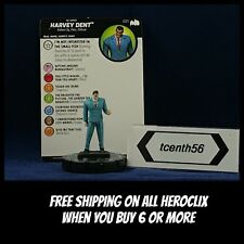 DC Heroclix Batman The Animated Series 021 Harvey Dent Uncommon