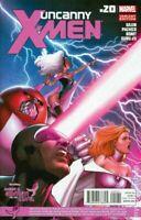 Uncanny X-Men #20 Susan G. Komen Variant (2012) Marvel Comics