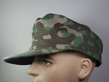 WWII German Elite Plane Tree No.4 Camo M43 Field Cap Size 60