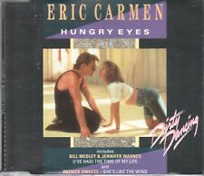Eric Carmen  CD-SINGLE  HUNGRY EYES  (c)  1987  TIME OF MY LIFE  EXTENDED VERSIO
