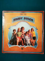 Meet the Brady Bunch Factory sealed Vinyl LP record  unopened new PAS 6032
