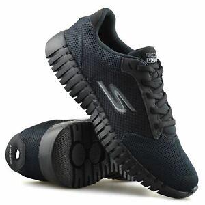 Mens Skechers GOWalk Casual Slip On Memory Foam Walking Gym Trainers Shoes Size