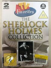 Sherlock Holmes Collection of 10 Episodes