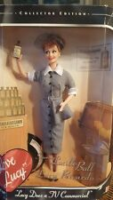 """Barbie I Love Lucy """"Lucy Does  TV Commercial"""" Ep 30 Lucille Ball as Lucy Ricardo"""