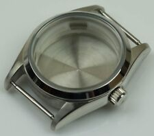 Stainless Steel Watch Case Custom Build Polished Generic Homage ETA 2824 Cases