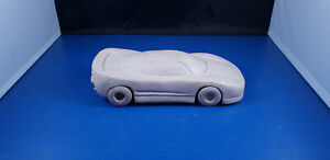 Supercar voiture de sport promotionnelle pour la marque SANDVIK (1990) Art déco