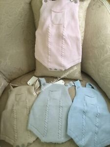 Spanish baby romper outfit 1-3 months romany  BNWT knit