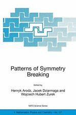 Patterns of Symmetry Breaking - [Kluwer Academic Publishers]