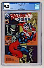 Harley Quinn #12 Dodson Art CGC 9.8