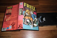 VHS: FRITZ the CAT -- der ultimative Sex-Kult-Comic // FSK 16 von Atlas Film