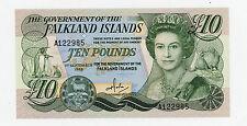 Falkland Islands … P-14a … 10 Pounds … 1986 … *UNC*