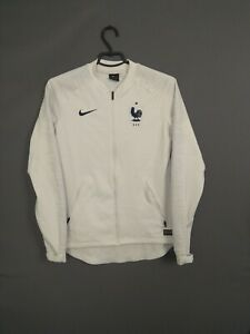 France Jacket Women SMALL Full Zip Nike 893919-102 ig93