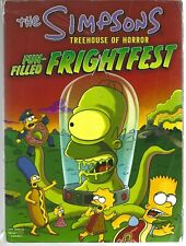 Simpsons Treehouse of Horror Tpb (2011) Harper Collins - 144 Pages.