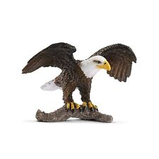 Schleich Bald Eagle Animal Figure NEW IN STOCK Educational