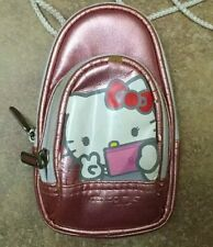 GENUINE Nintendo DS-Lite HELLO KITTY Game Traveler Backpack PINK Case DSi 3DS