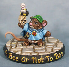 Pro Painted Reaper Bones Miniature 77290: Mousling Beekeeper Award-winning