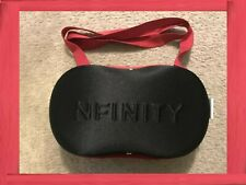 Nfinity Evolution Cheer Black Carry Travel Shoe Bags Case Size 7.5 *Case Only*