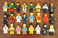 1 x LEGO Minifig Mini Figure female girl cowgirl space beach or Vintage last pic