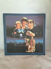 MCA Records E.T. Extra-Terrestrial Micheal Jackson Storybook Album *BOOK ONLY