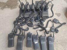Lot 12 Motorola Mts 2000 Flashport Radio H01ucd6pw1bn Mts2000 Model I 800 Mhz