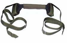 CARRYING STRAPS WITH HANDLE EX-ARMY STOCK long strong blanket luggage transport