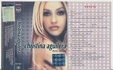 Christina Aguilera Mi Reflejo 2001 Ukraine  Cassette EX
