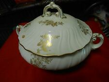 Outstanding SPODE China Dinnerware LOUVAIN Pattern-..TUREEN...No Ladle