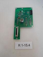 Comau IPB Interface PANEL BOARD CST 447, N. 10127660, inutilizzato