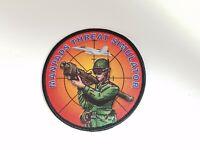 MANPADS Threat Simulator Patch NEW Military