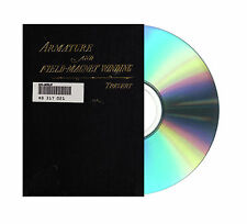 Practical Information ARMATURE FIELD-MAGNET WINDING AND MOTOR REPAIR Book On CD