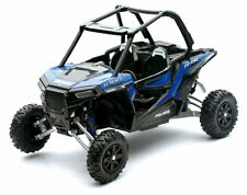 NEW RAY 1:18 POLARIS RZR XP 1000 Motorcycles 57593B Blue Color